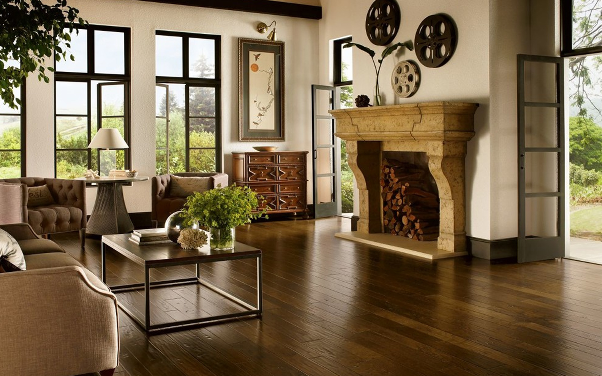 Golden Mocha Inspiration Flooring