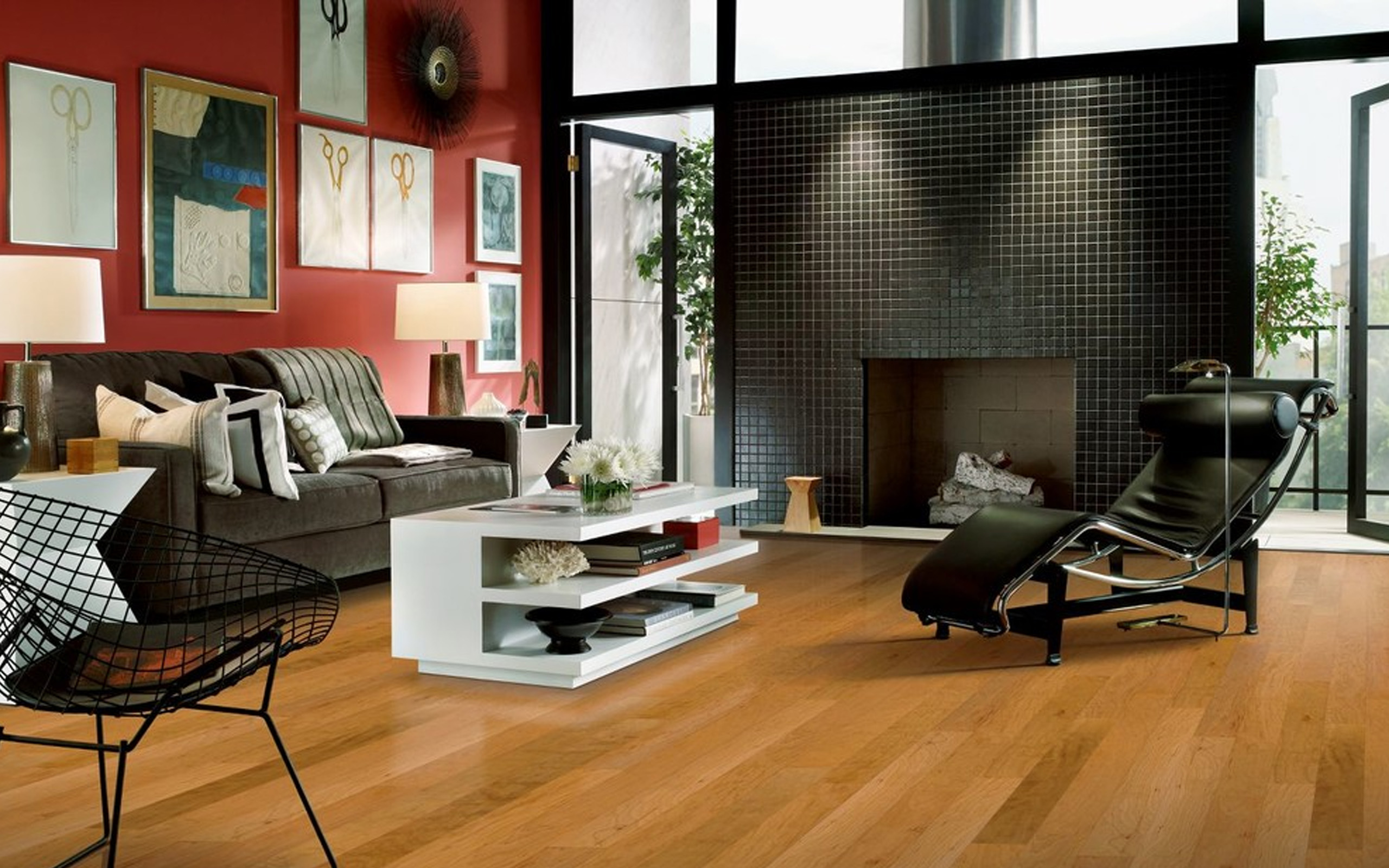 Natural Oak Inspiration Flooring