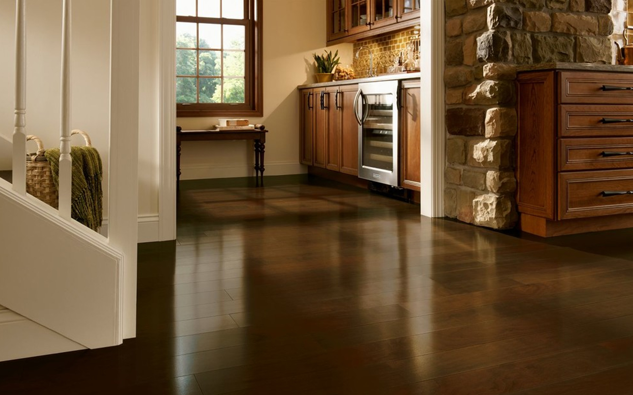 Golden Mocha Flooring