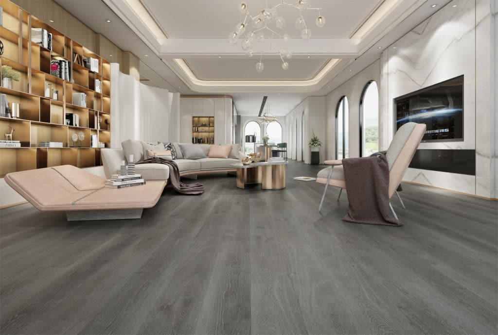 Burnt Grey Flooring