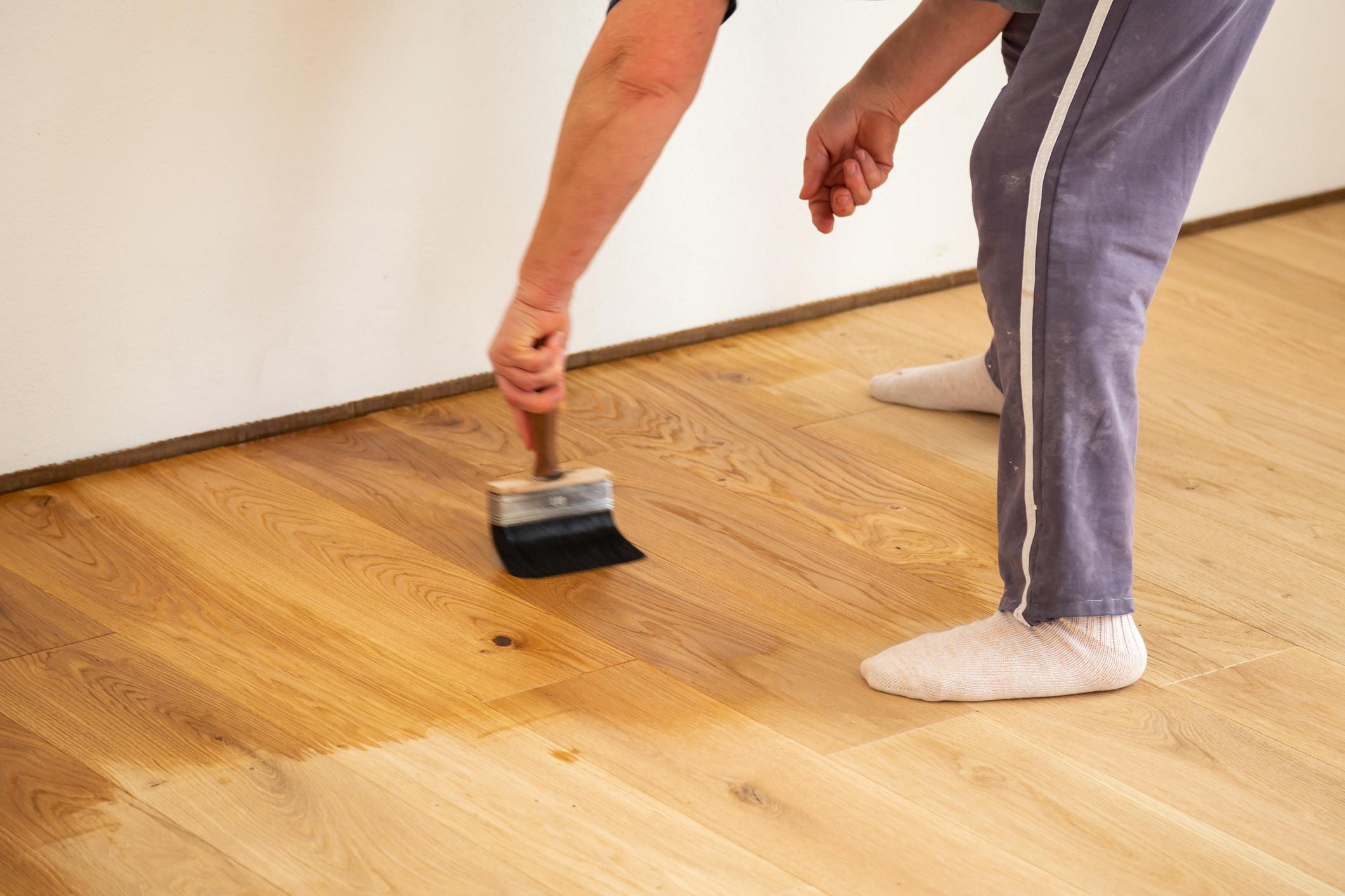 Oil Versus Water Based Floor Finish